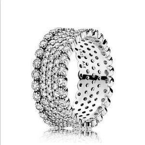 Pandora 196313CZ Lavish Sparkle Ring